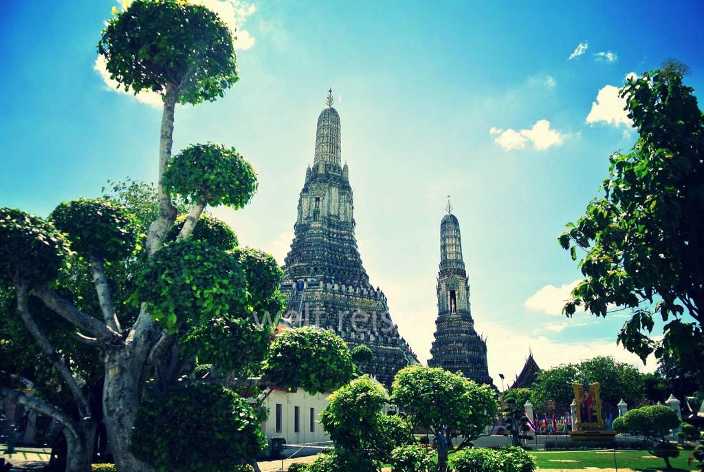 Asien zählt zu den beliebtesten Reiseländern